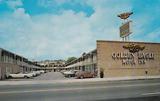 Golden Eagle Motor Inn, Charleston , South Carolina, 40-60s