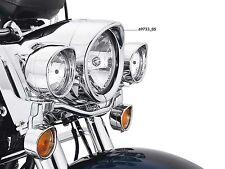 Harley NEW OEM   Headlamp headlight Trim Ring Chrome Touring Softail  Original