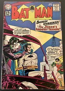 Batman #148 FN/VF 7.0 Sheldon Moldoff Joker Cover 1962 DC Comics Silver Age