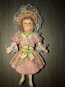 Rare 1999 Louis Nichole Doll Ornament