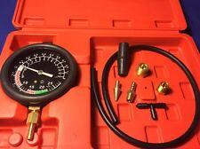 Vacuum & Fuel Pump Pressure Test Of Vacuum Pressure Gauge Mechanical Electrical
