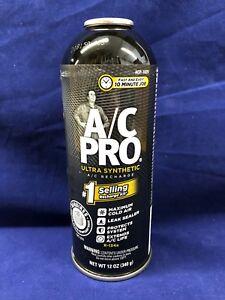 QTY 2 A/C Pro Professional Formula Refrigerant ACP-102 Leak Sealer Refill Can