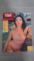Ciné Monde - N°1406 - 1961 - Il Ultimo Amore Di B.B Brigitte Bardot