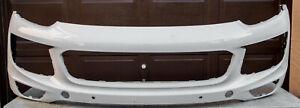 ✅ 2015-2018 Porsche Cayenne Front Bumper OEM Original Factory Minor damage GTS