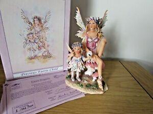 CHRISTINE HAWORTH  Faerie Poppets - Precious Faerie Child