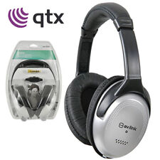 Avlink SH40VC Full Size Stereo DJ Headphones with Volume Control with a 3.5mm