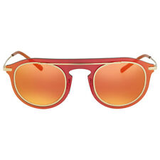 Dolce and Gabbana Red Mirror Sunglasses