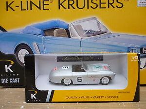 K-Line Mercedes-Benz 300SL (1952)  K94103-101dc