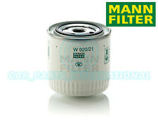 Mann Hummel OE Quality Replacement Engine Oil Filter W 920/21