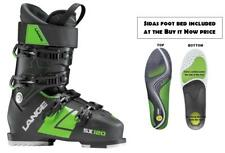 Lange SX120 ski boots size 28.5 (incl FOOTBED at Buy It NOW price) NEW 2018