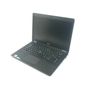 """14"""" Dell Latitude E7470 Laptop i7-6600U 2.60GHz 256GB SSD 8GB DDR4 (No Battery)"""