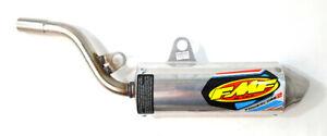 PowerCore 2 Slip On Silencer Exhaust FMF 020231 For Kawasaki KX80 KX85 KX100