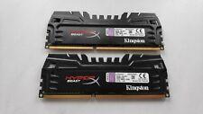 Kingston HyperX Beast KHX16C9T3K2/8X 8GB (2x 4GB) PC3-12800 DDR3-1600MHz RAM KIT