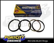 Hastings Moly Piston Ring Set Holden 6cyl 186 202 3.3L Red Blue Black RS1256