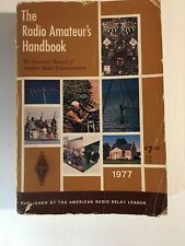 ARRL Radio Amateur's Handbook - 1977!