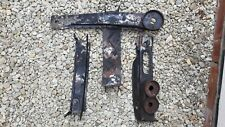 Lancia Fulvia Front Subframe Sections