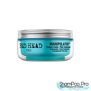 TIGI Bed Head Manipulator Texture Paste 57ml(Build texture,fight frizz,humidity)