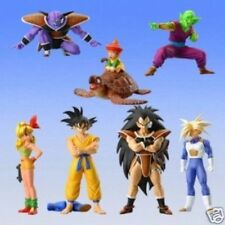 Bandai Dragonball Dragon ball Z HG Gashapon Figure Part 3 Full Set of 7