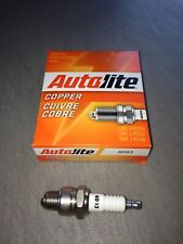 FOUR(4) Autolite 4093 Spark Plug BOX fits Motorcycle/Cycle/Small Engine/Marine