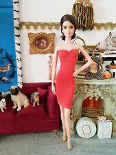 Fashion Dress Kleid für Barbie Collector Model Muse Fashionistas Size Dolls