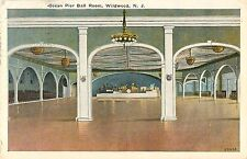 The Ocean Pier Ball Room, Wildwood NJ 1927