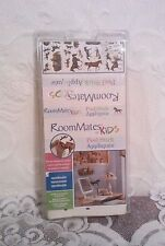 Roommates For Kids Peel & Stick Appliques Horses 18 Appliques included by York