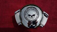 """Custom Harley-Davidson  Willie G. Skull  Air Horn Cover ! """"NEW""""""""""""'"""