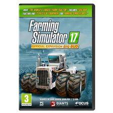 Farming Simulator 17 Bug Bud Expansion - Brand New!
