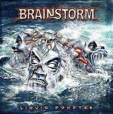 Brainstorm - LIQUID MONSTER - CD + DVD NEU Worlds Are Comin' Through