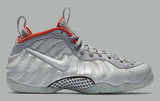 Nike Air Foamposite Pro size 14 Pure Platinum 616750-003. Glow in the dark. Pink