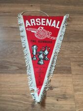Pennant: Arsenal 1970/71 Double Winners And Fairs Cup 1970