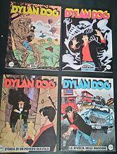 DYLAN DOG originali _ lotto di 4 fumetti
