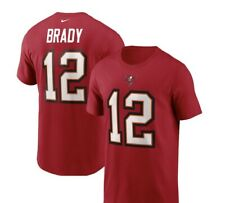 tampa bay buccaneers Tom Brady Name and Numbers Shirt