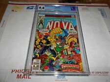 NOVA #14 CGC 9.4  (COMBINED SHIPPING AVAILABLE)
