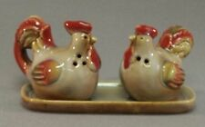 SET of SALT & PEPPER SHAKERS, Kitchen / Home Decor, 2 small roosters theme