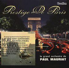 Paul Mauriat & His Orchestra More Mauriat & Prestige de Paris  - CDLK4482