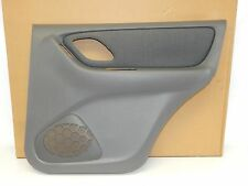 New OEM 2001-2002 Ford Escape Rear Right Passenger Interior Door Panel Graphite
