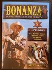 Bonanza Integrale Kiosque Saison 1 DVD 5 état parfait