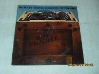 Not Fragile By Bachman Turner Overdrive BTO (Vinyl 1974 Mercury) Original Record
