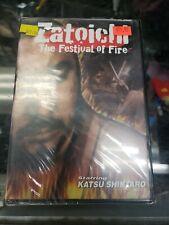 Zatoichi the festival of fire