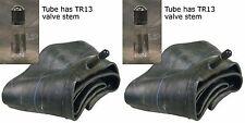 """(SET OF 2)  13"""" 14""""  Multi Size Passenger Tire  Inner Tube Heavy Duty FR-13/14"""