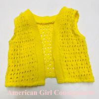 American Girl Doll Julie Meet Vest BeForever (A44-02)