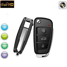 720P HD Camcorder Car Key Night Vision Camera Motion DVR Digital Video Record