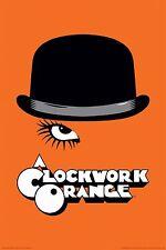 CLOCKWORK ORANGE - MOVIE POSTER - 24x36 - KUBRICK 241390