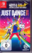 Just Dance 2018 Nintendo Switch Spiel  (Tanz,Musik)NEU