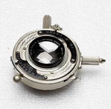 BAUSCH & LOMB ZEISS TESSAR Series IIb f6.3  3 1/4 x 5 1/2 lens