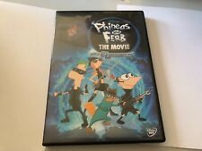 Disney Phineas and Ferb The Movie Across the 2nd Dimension Comedy Family Film