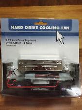 StarTech FanDrive2 BK Hard Drive Cooler w/ 2 Fans , 5.25inch Bay Mount, Black