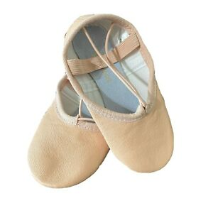 Dancina Ballet Shoes Slippers Toddler Faux Leather Pink Size 9