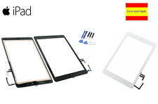 PANTALLA TACTIL IPAD NEW A1822 A1823 DIGITALIZADOR + BOTON HOME BLANCO NEGRO